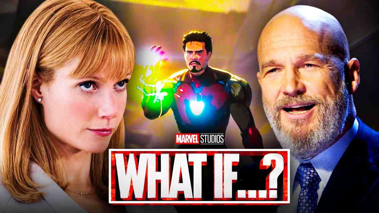 Marvel Gwyneth Paltrow Jeff Bridges What If Voices Replacement
