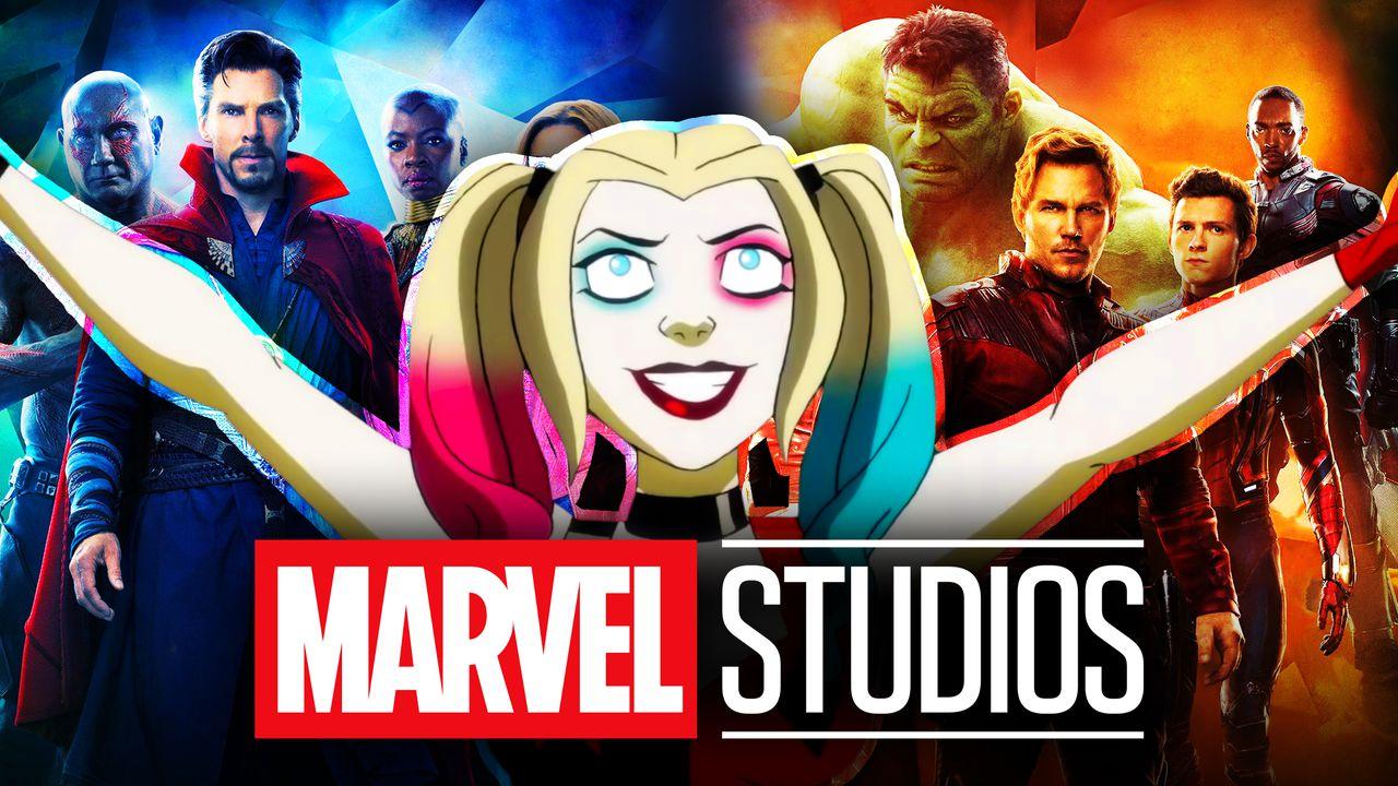 Harley Quinn, Avengers, Marvel Studios