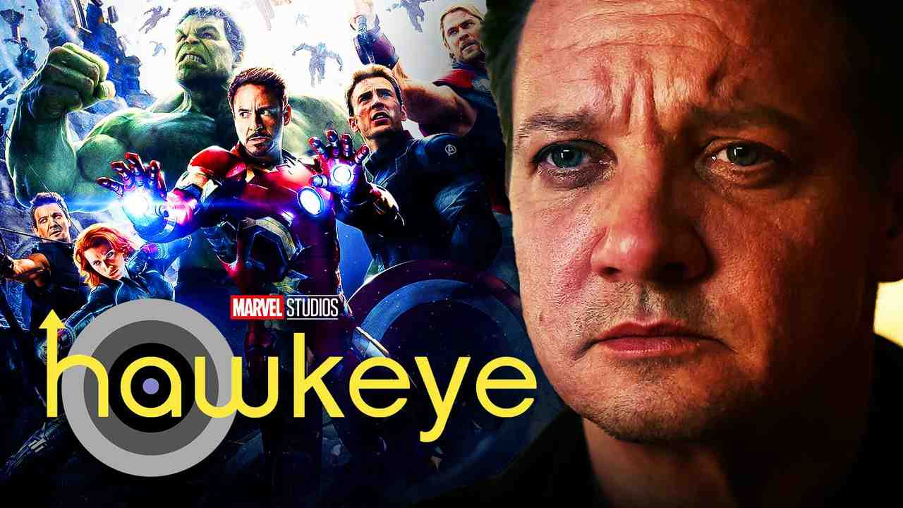 Hawkeye, Avengers Superheroes Jeremy Renner