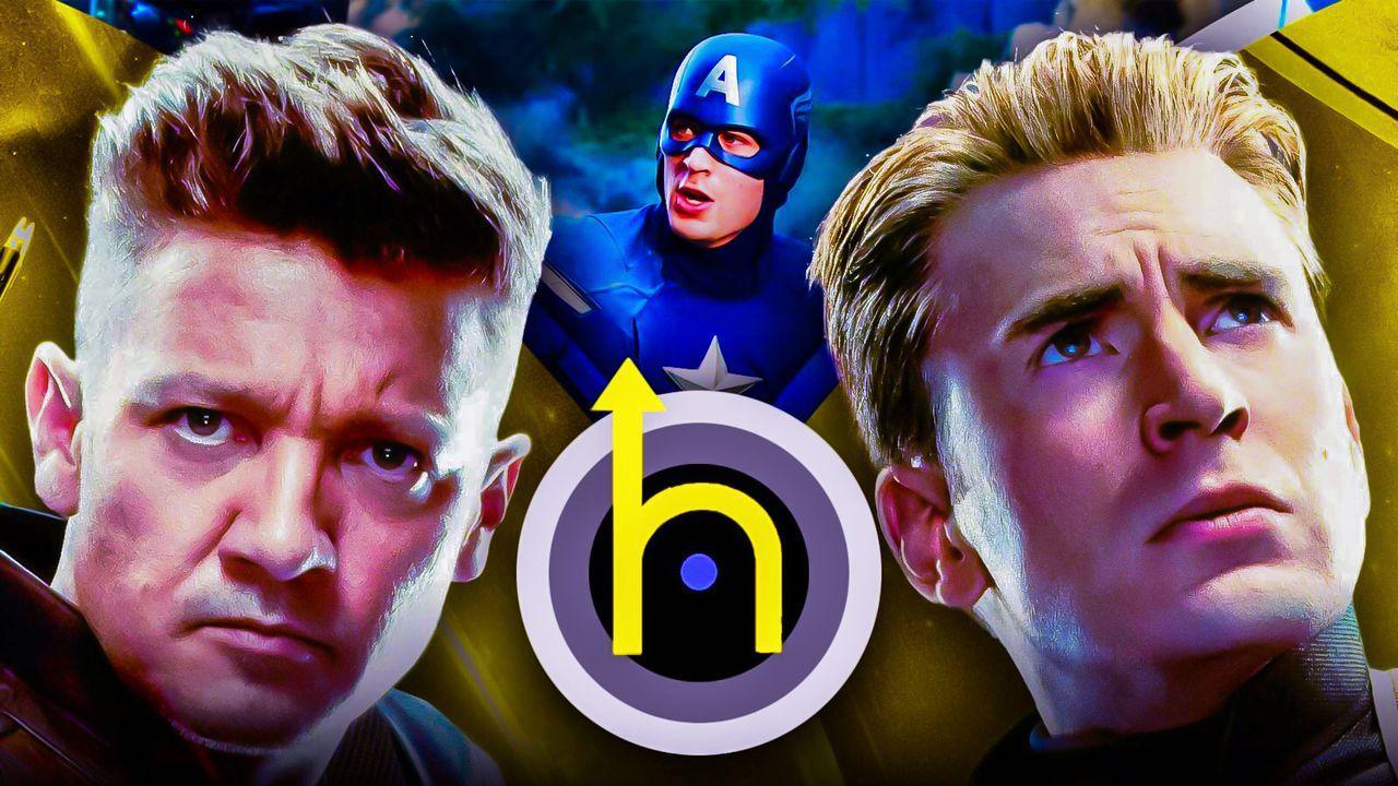 Hawkeye, Jeremy Renner, Captain America, Chris Evans