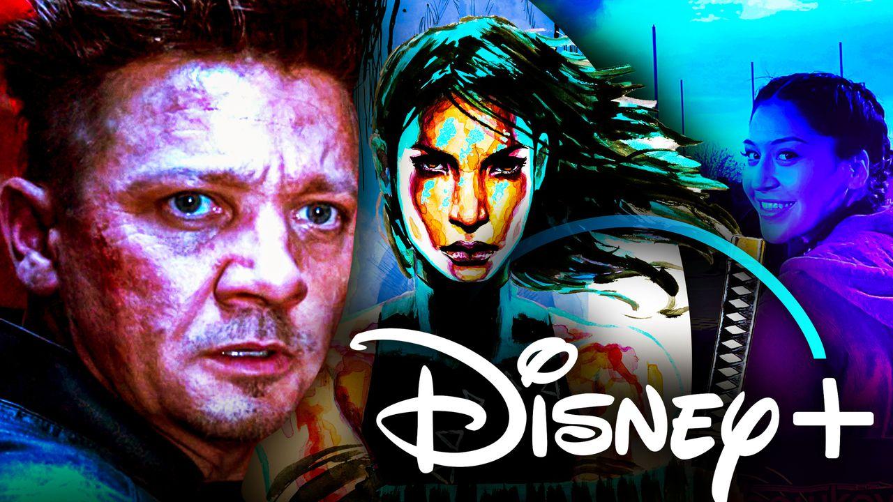 Hawkeye Echo Disney Plus
