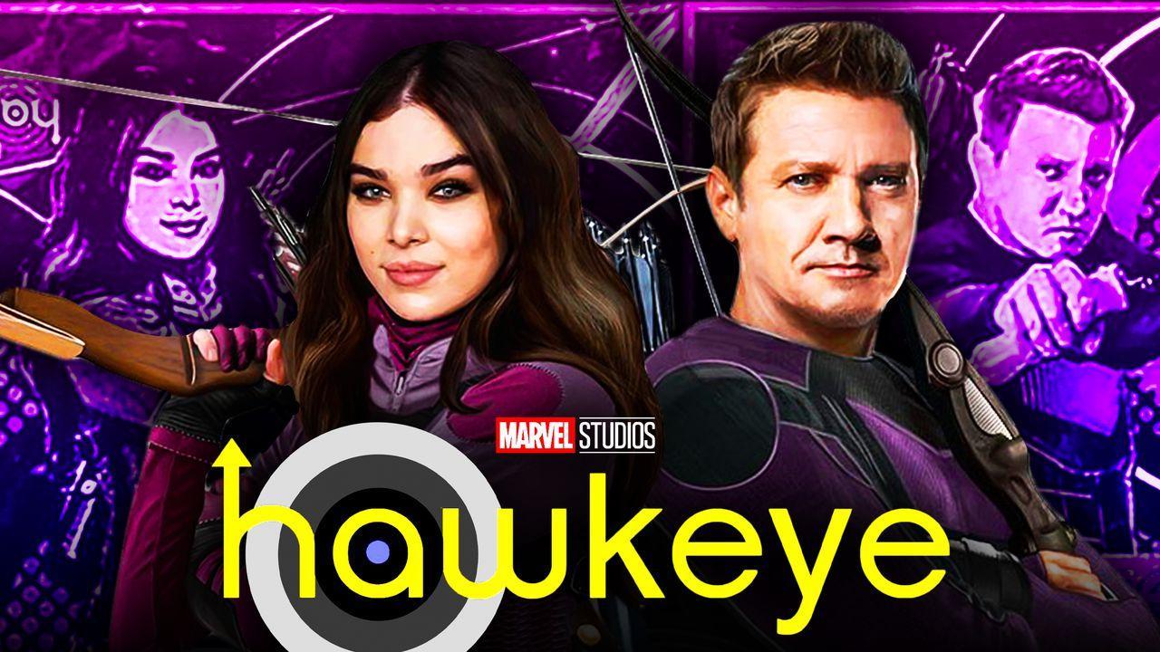 Hawkeye Show, Hailee Steinfeld, Jeremy Renner