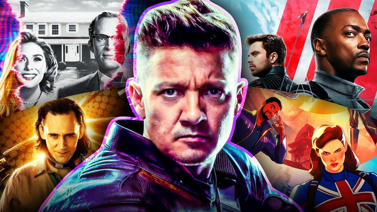 Hawkeye, Marvel Disney Plus Heroes
