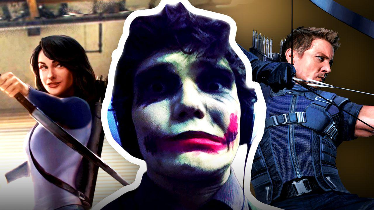 Kate Bishop Hawkeye Clown