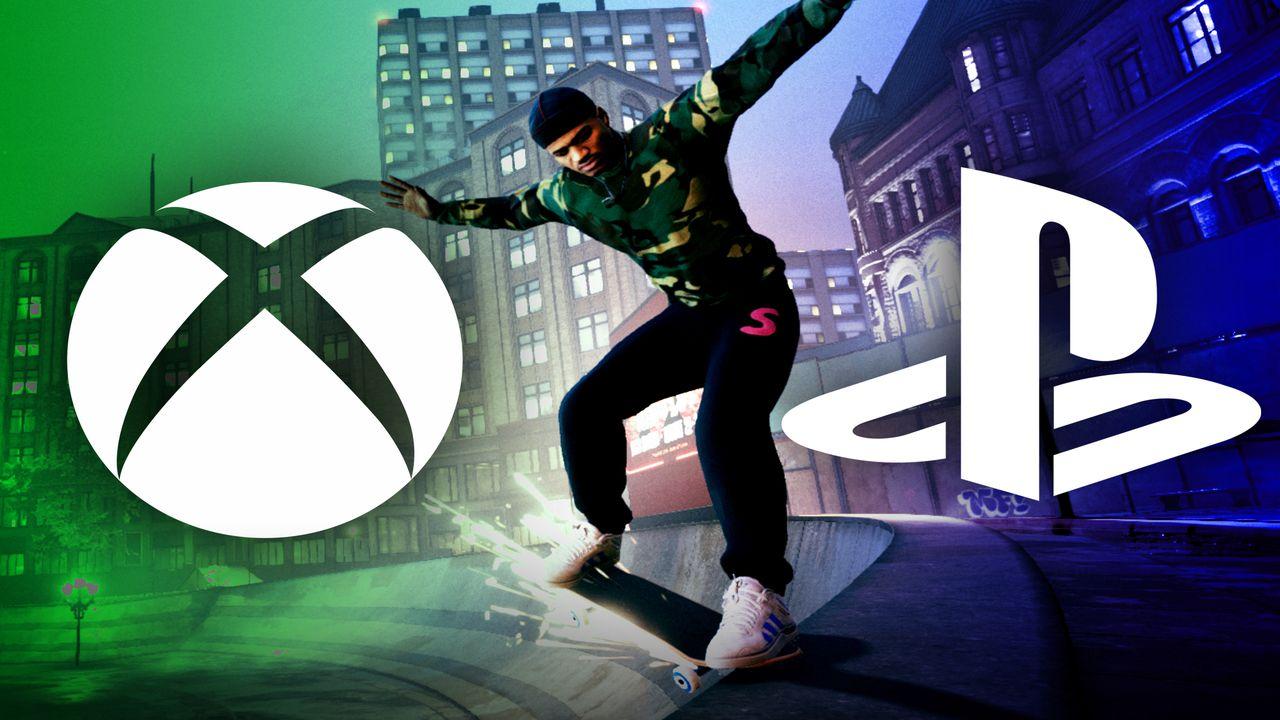 Tony Hawk Pro Skater Xbox PlayStation