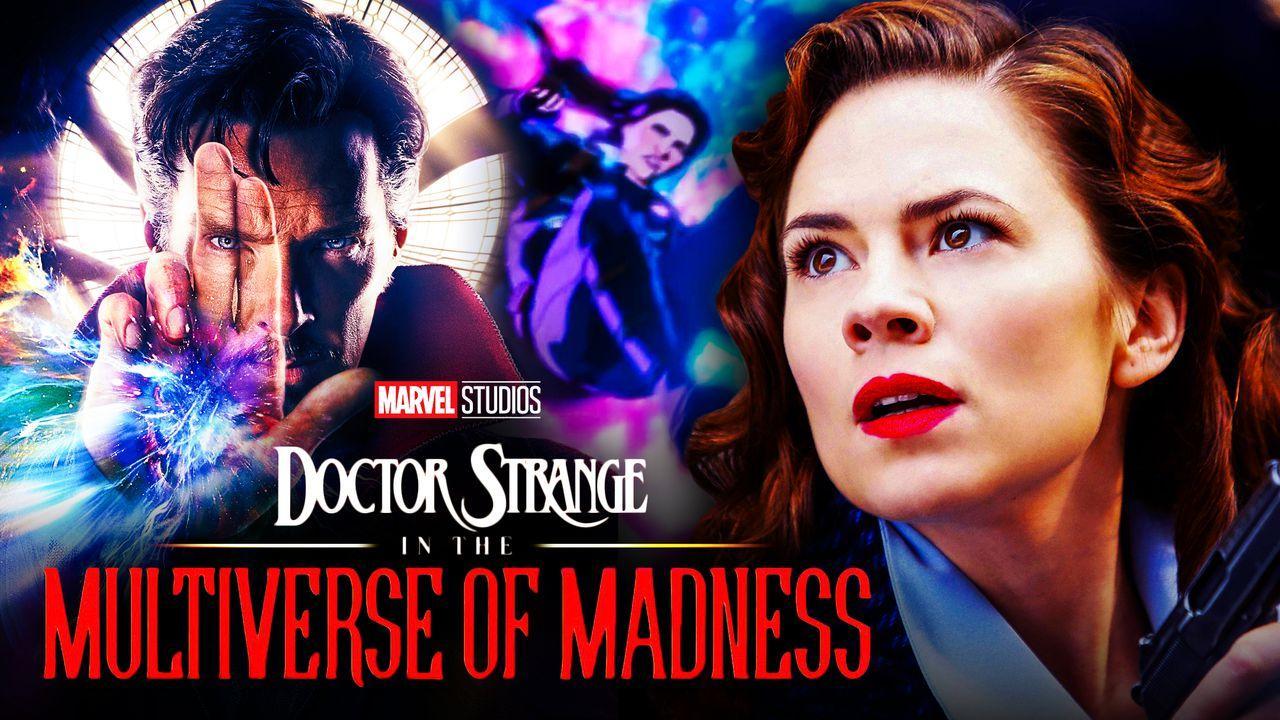 Hayley Atwell Doctor Strange 2 Captain Carter