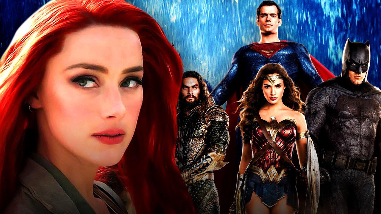 Amber Heard, Justice League