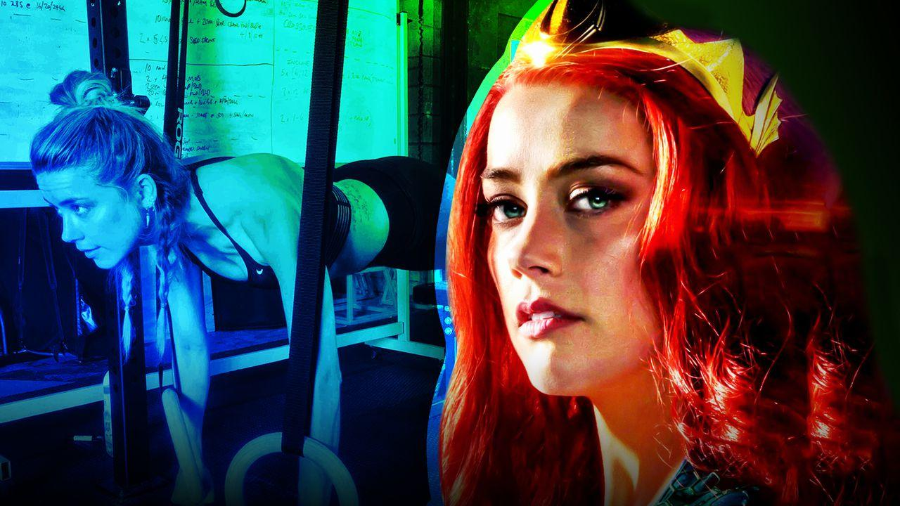 Amber Heard Aquaman 2 Mera