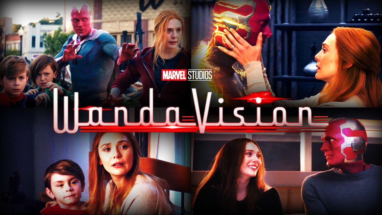 WandaVision Scenes
