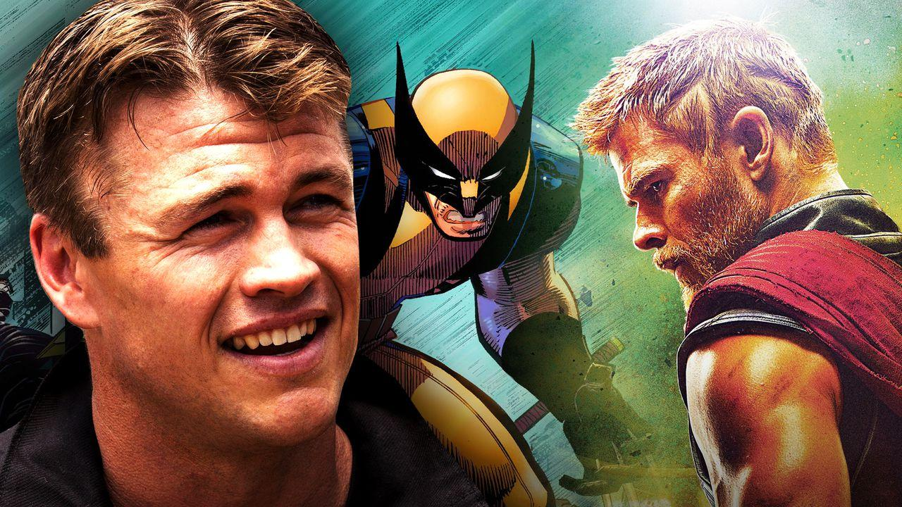 Luke Hemsworth Wolverine Thor