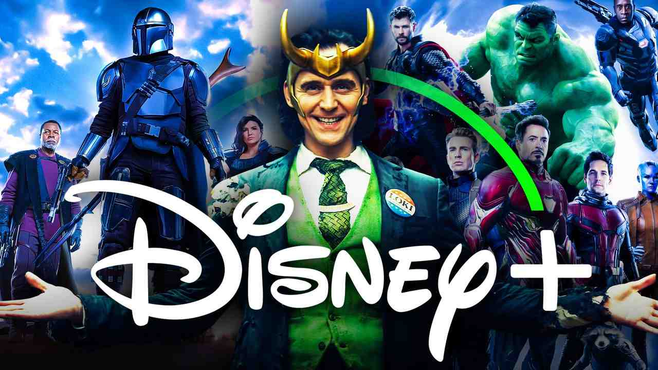 disney+ loki tom hiddleston marvel star wars