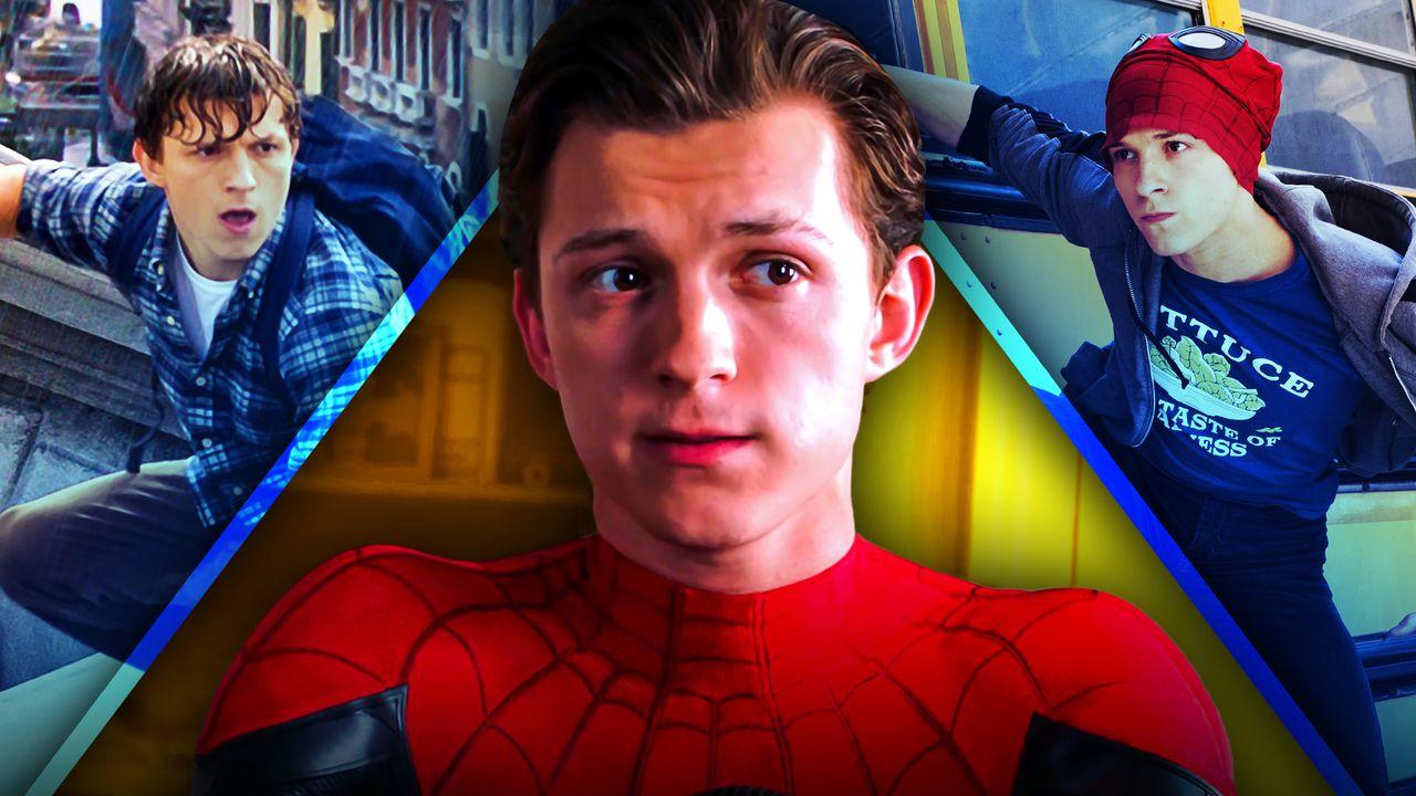 Tom Holland Spider-Man Peter Parker
