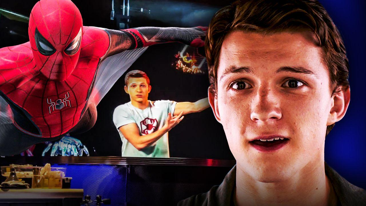 Tom Holland Web Slingers Avengers Campus Spider-Man