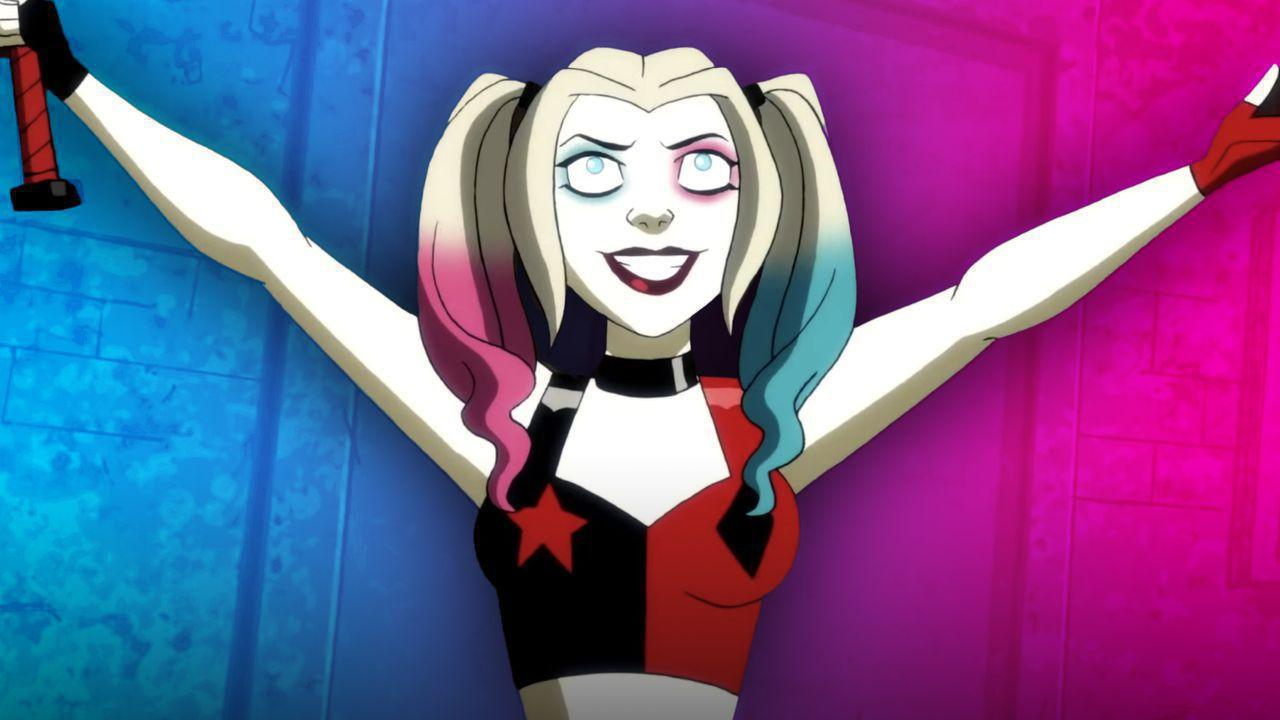 Animated Harley Quinn