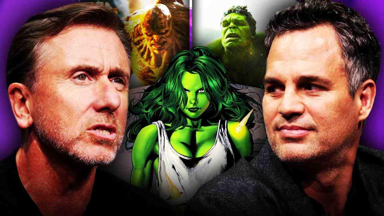 She-Hulk Tim Roth Mark Ruffalo Abomination