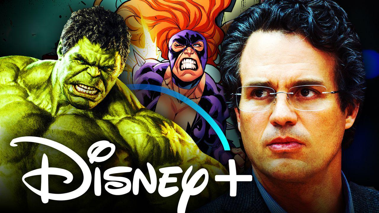 Hulk, Mark Ruffalo, Titania