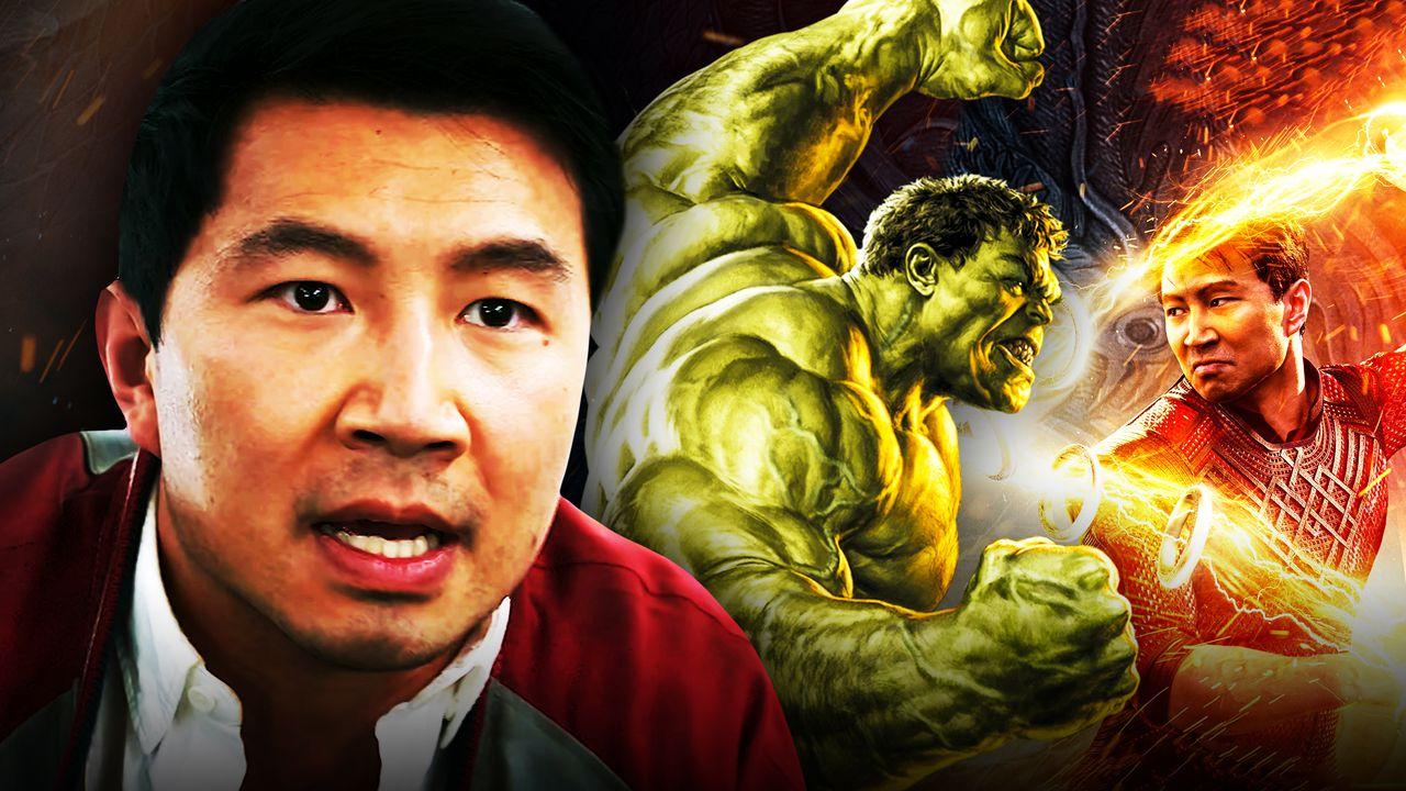 Shang-Chi and Hulk, Simu Liu