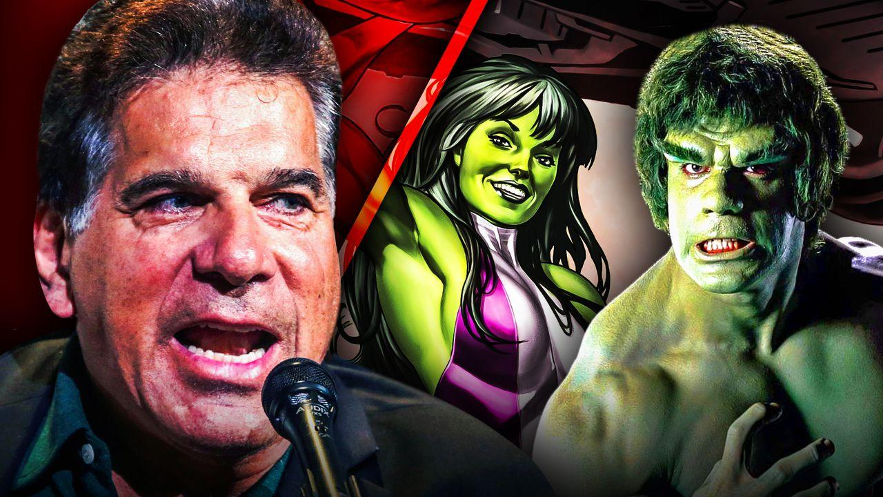 Lou Ferrigno Hulk She-Hulk