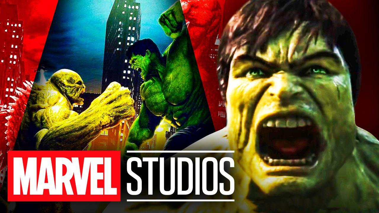 Incredible Hulk Marvel Studios Movie