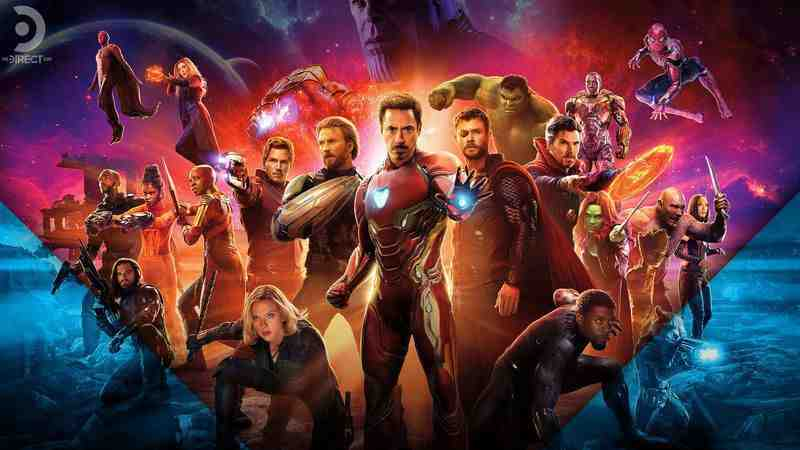 Avengers Infinity War Watch Party