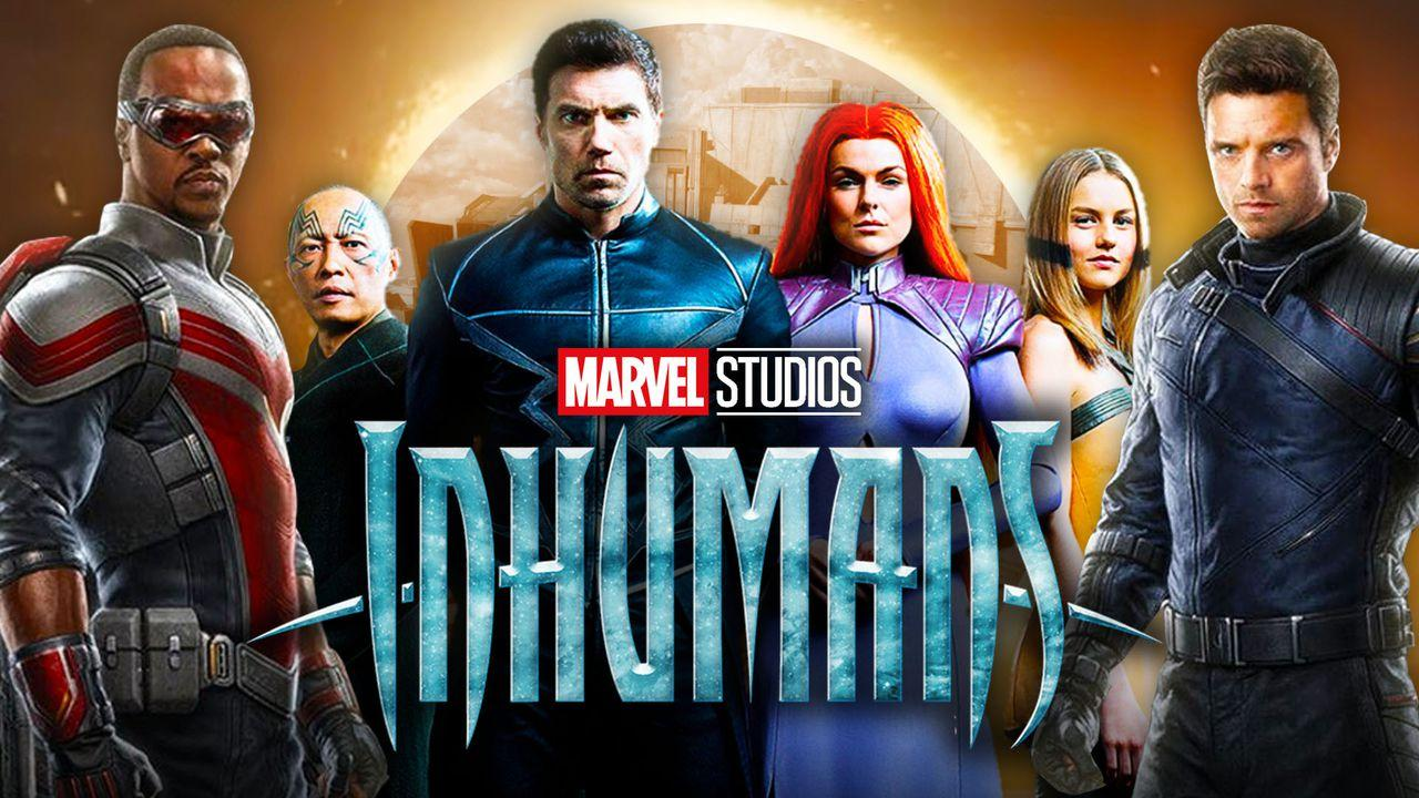 Falcon, Inhumans, Bucky