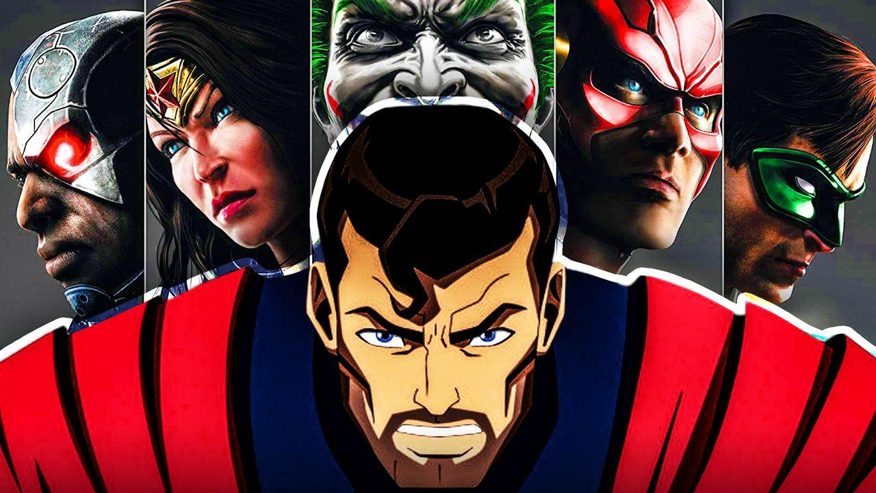 Injustice Superman Characters