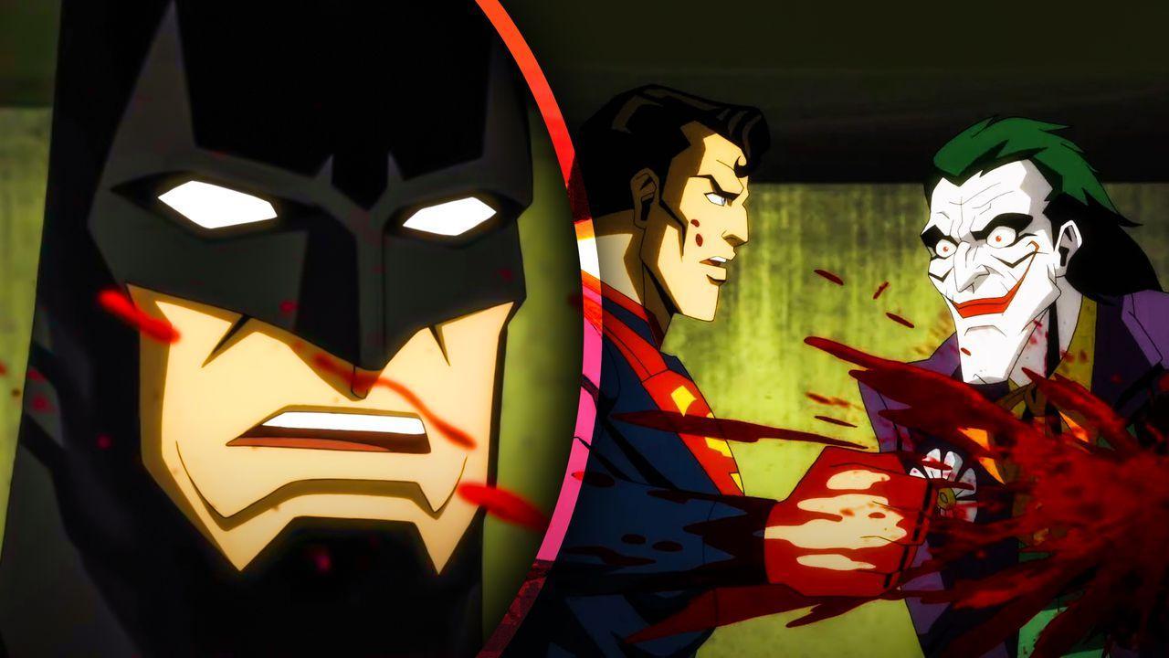 DCU, Superman, Injustice, Batman