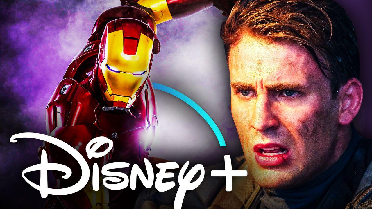 Iron Man Captain America Disney Plus What If