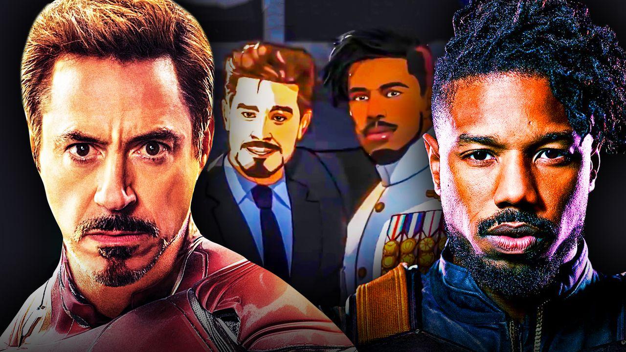 Tony Stark Killmonger What If