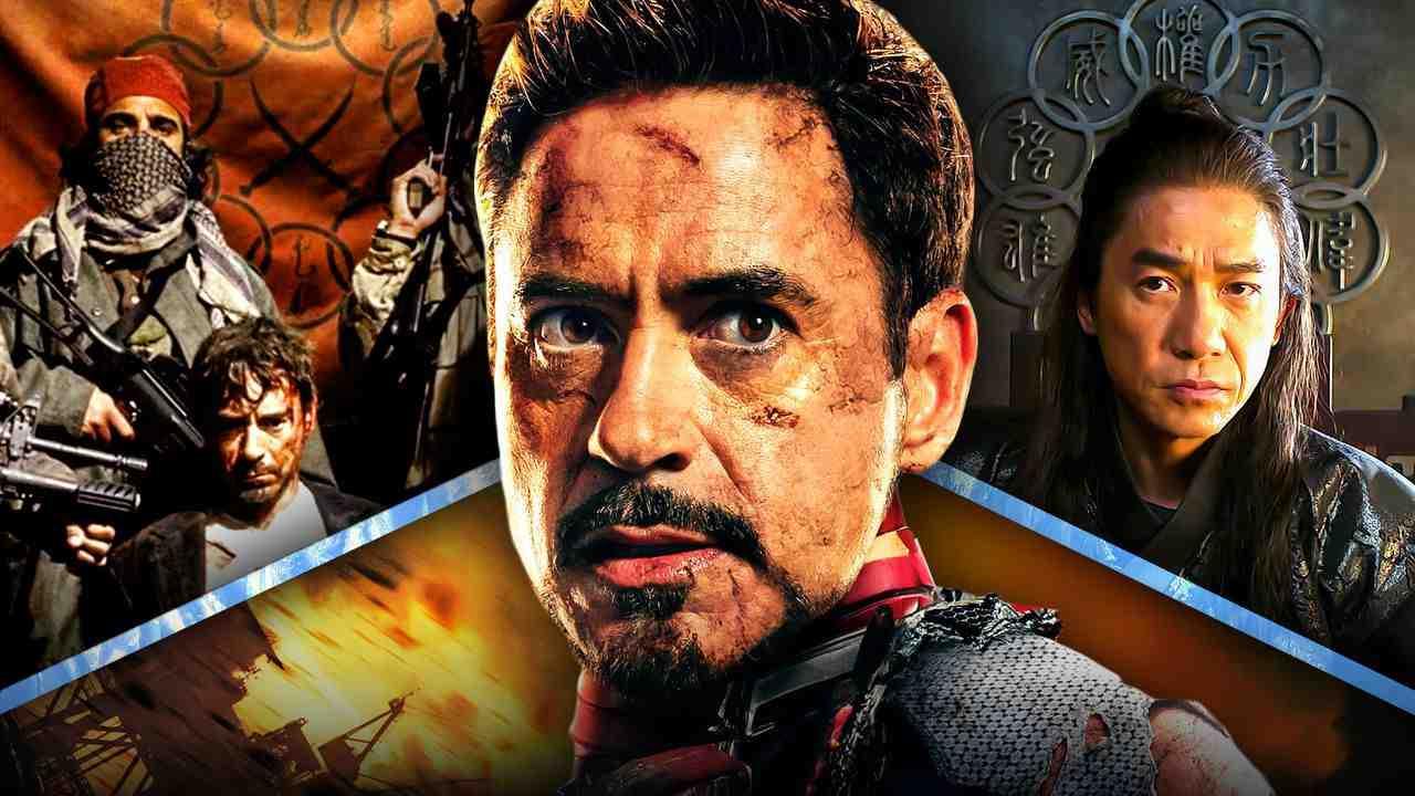 Shang-Chi Robert Downey Jr Iron Man Movie Simu Liu