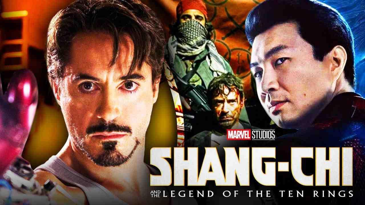 Iron Man Tony Stark Shang-Chi MCU
