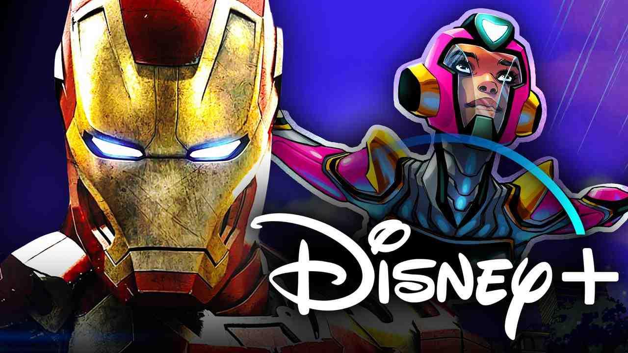Iron Man Disney Plus Ironheart