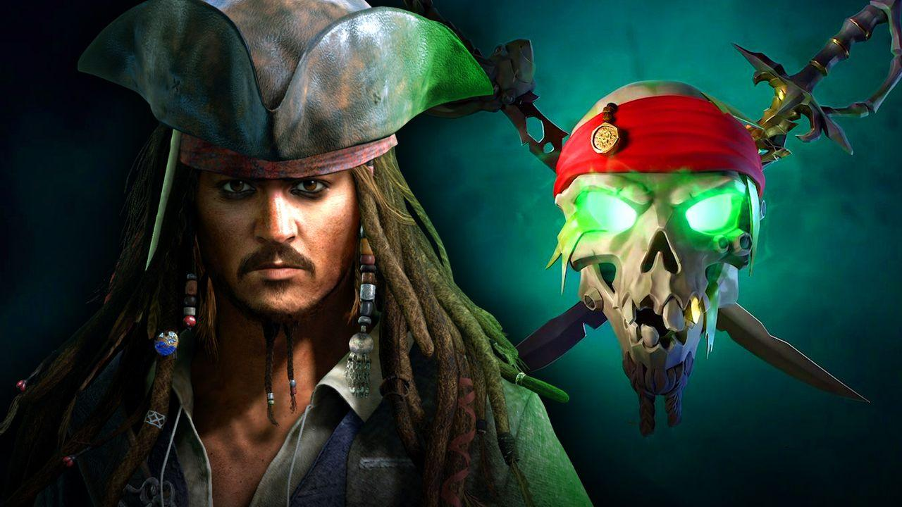 Pirates of the Caribbean Sea of Thieves Expansion
