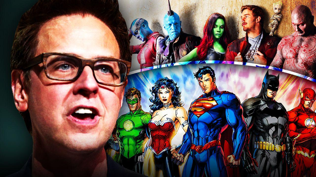 James Gunn, The Suicide Squad, Guardians of the Galaxy