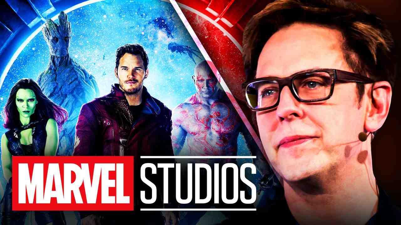 James Gunn Marvel Guardians Galaxy