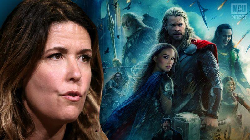 Patty Jenkins Left Thor: The Dark World Due to Poor Script