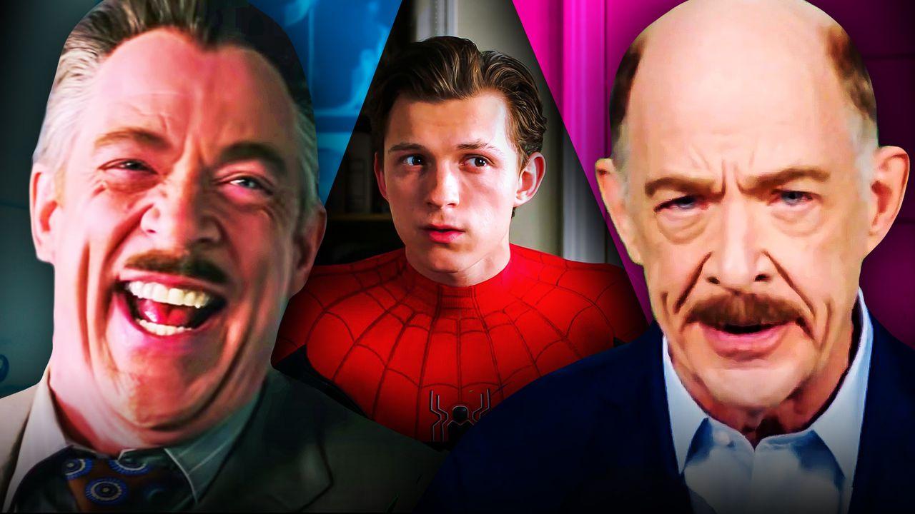 Spider Man JK Simmons