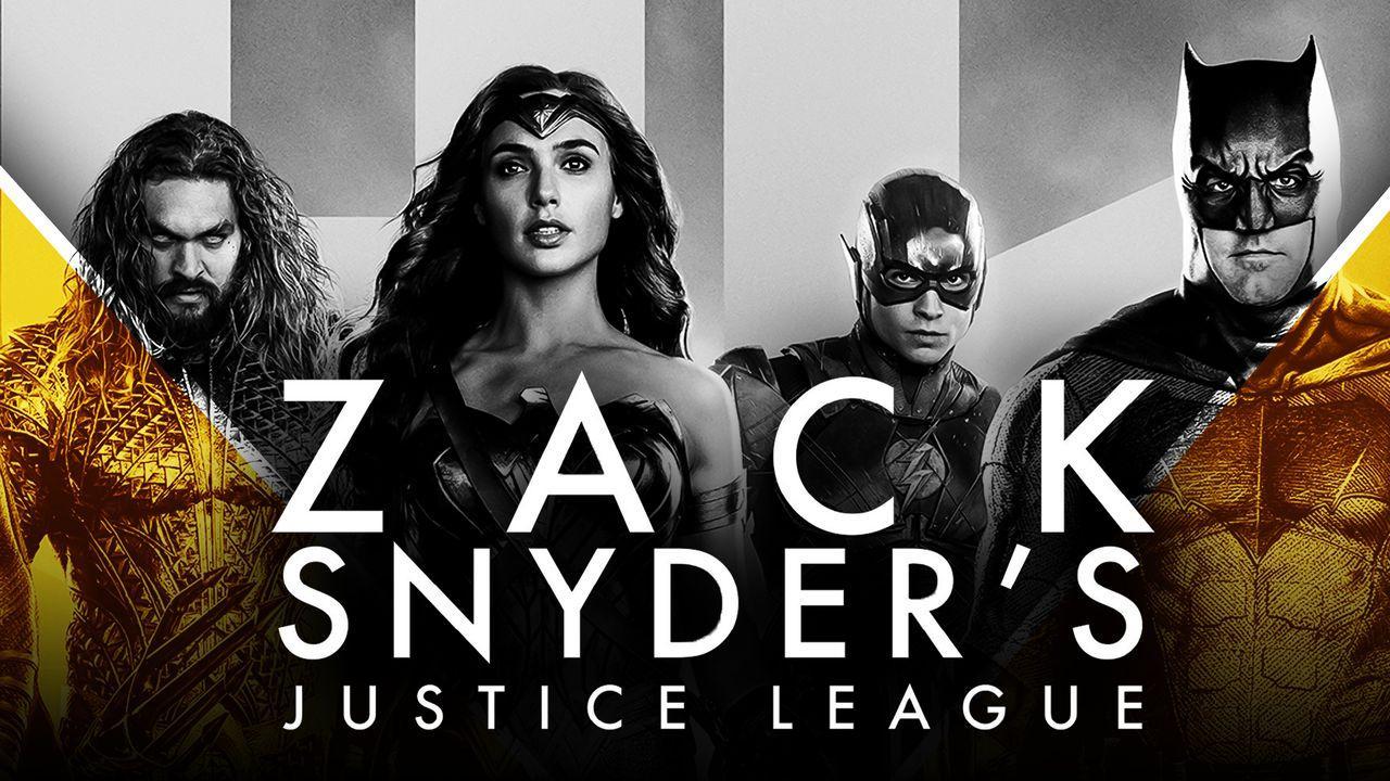 Justice League Poster Desktop