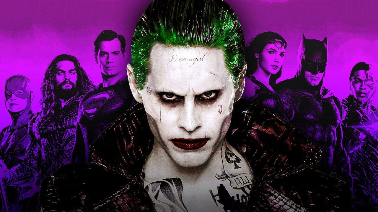 Justice League, Joker