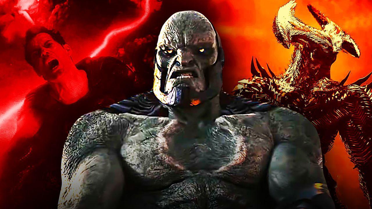 Darkseid, Superman Steppenwolf