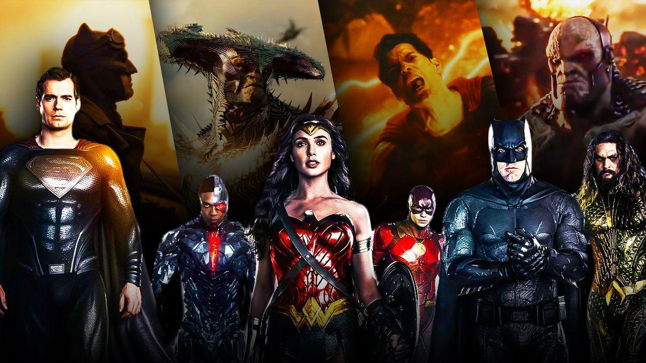 Justice League Team Desktop