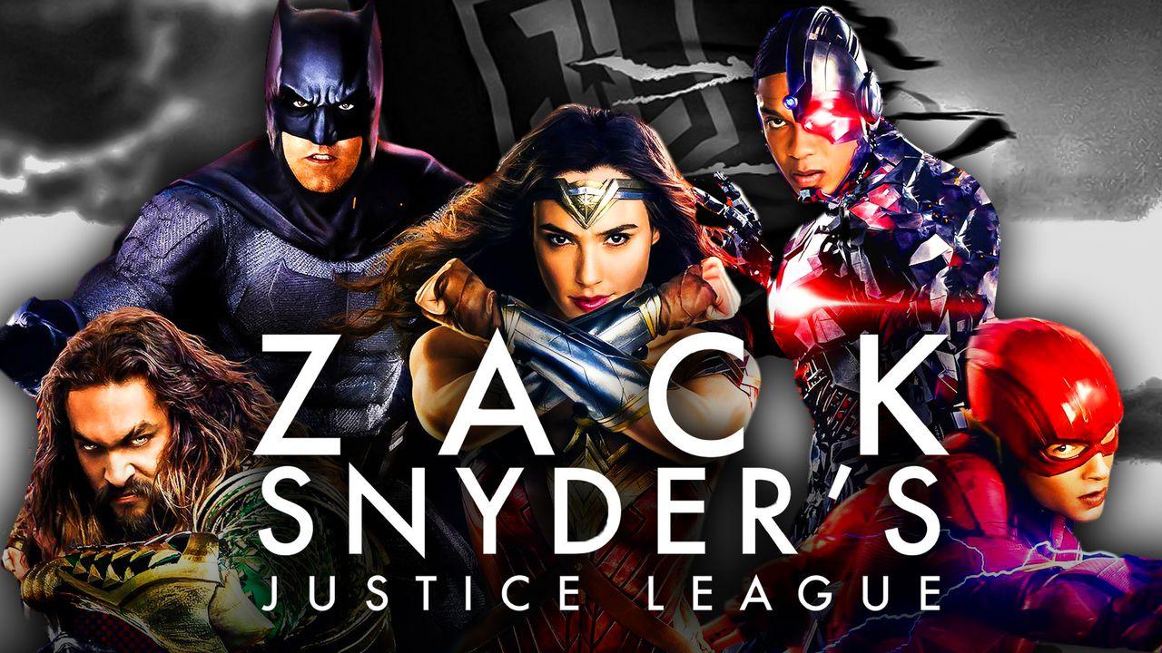 Justice League Zack Snyder Logo