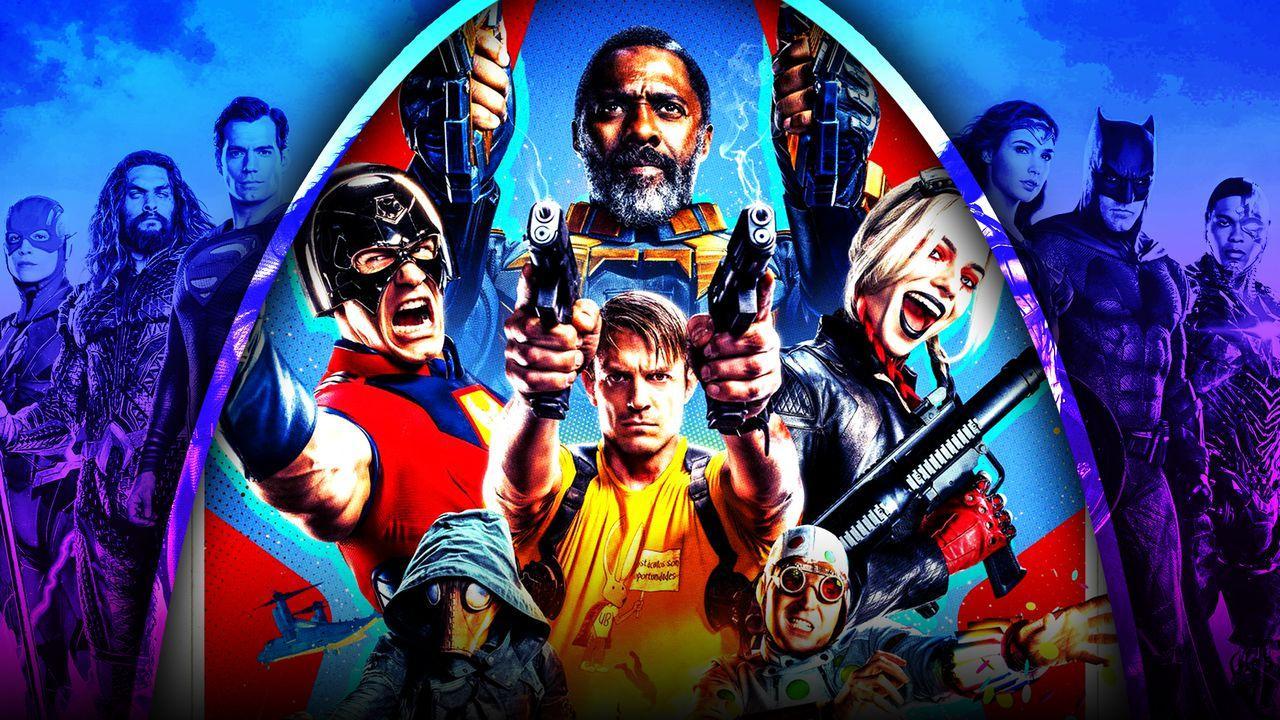 The Suicide Squad Justice League