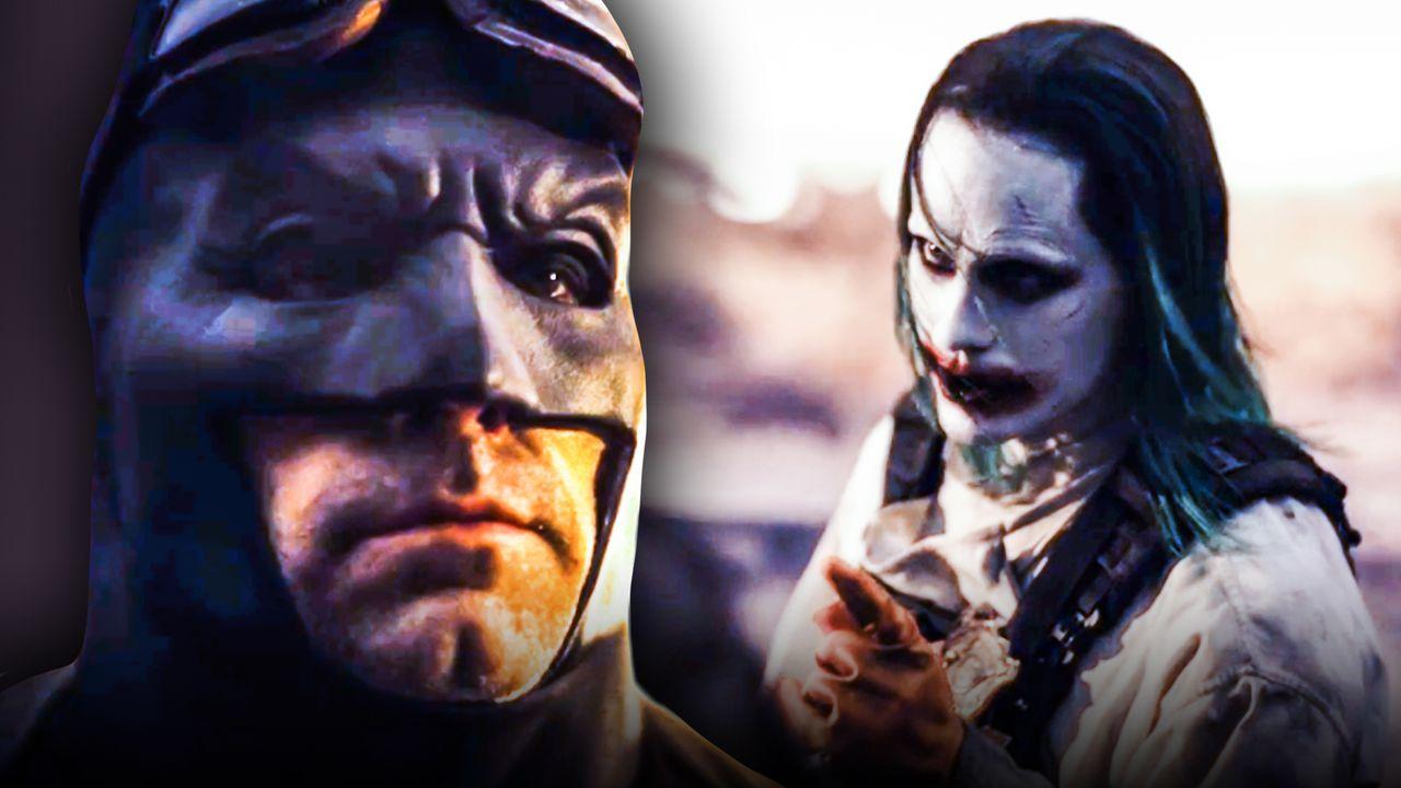 Joker and Batman Justice League