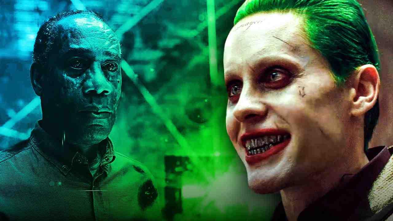 Joe Morton's Silas Stone, Jared Leto's Joker