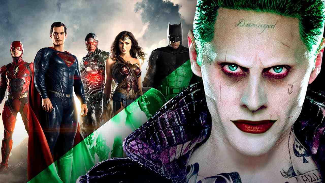 Jared Leto as Joker, Justice League