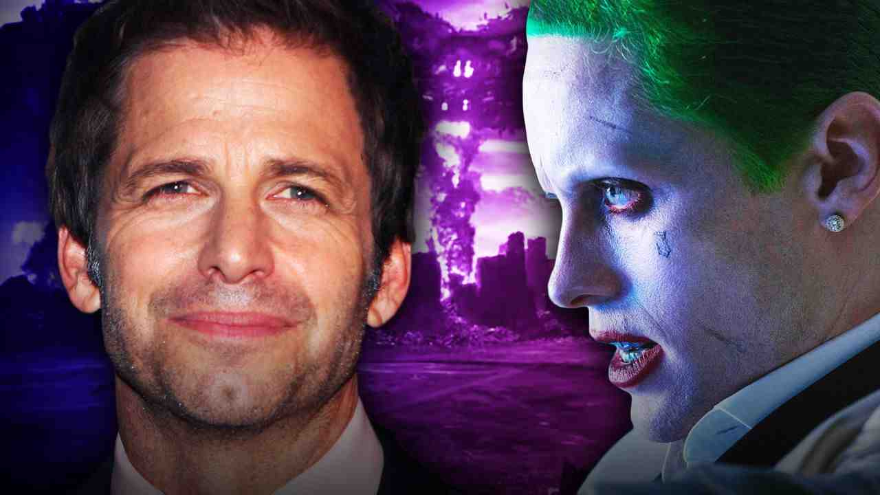 Zack Snyder, Joker