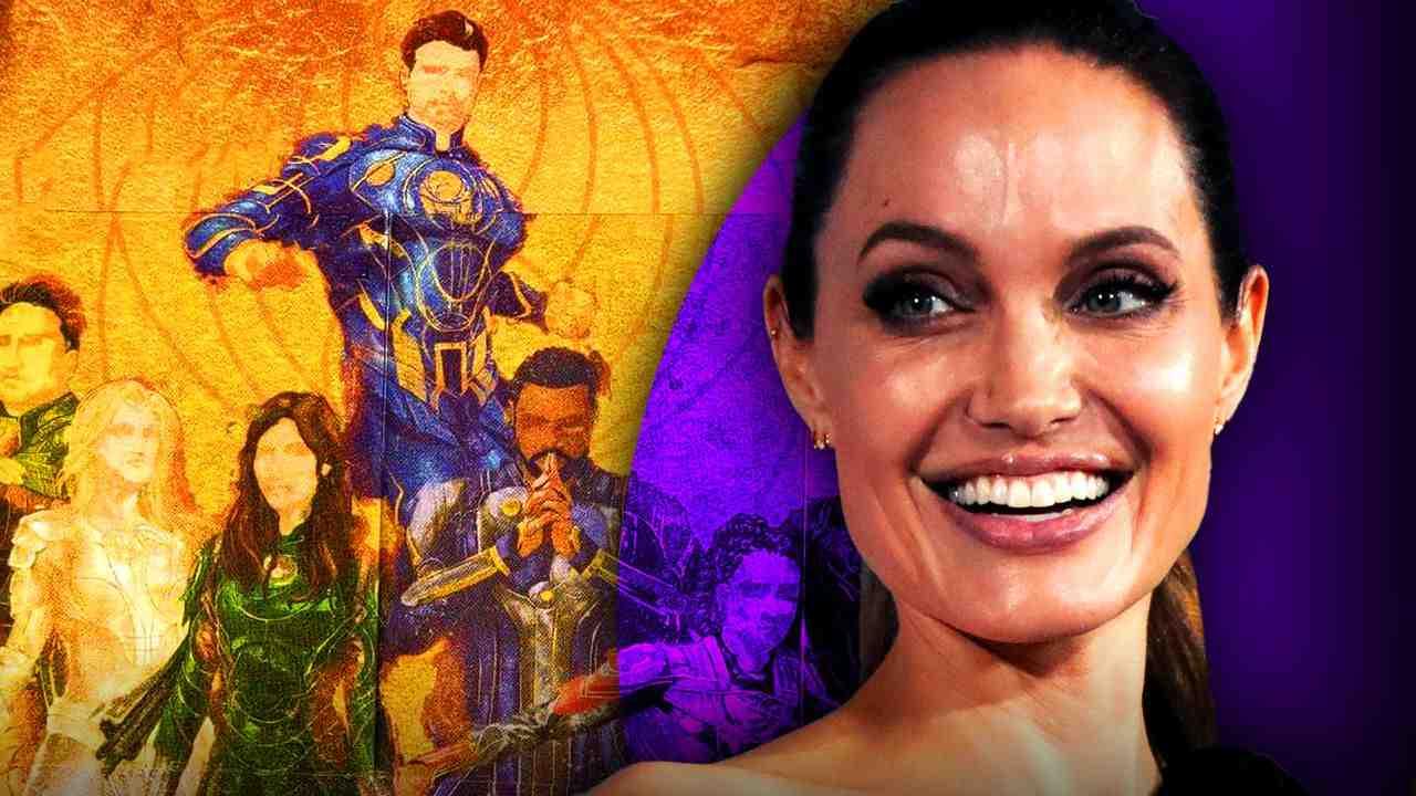 Angelina Jolie, Eternals Characters