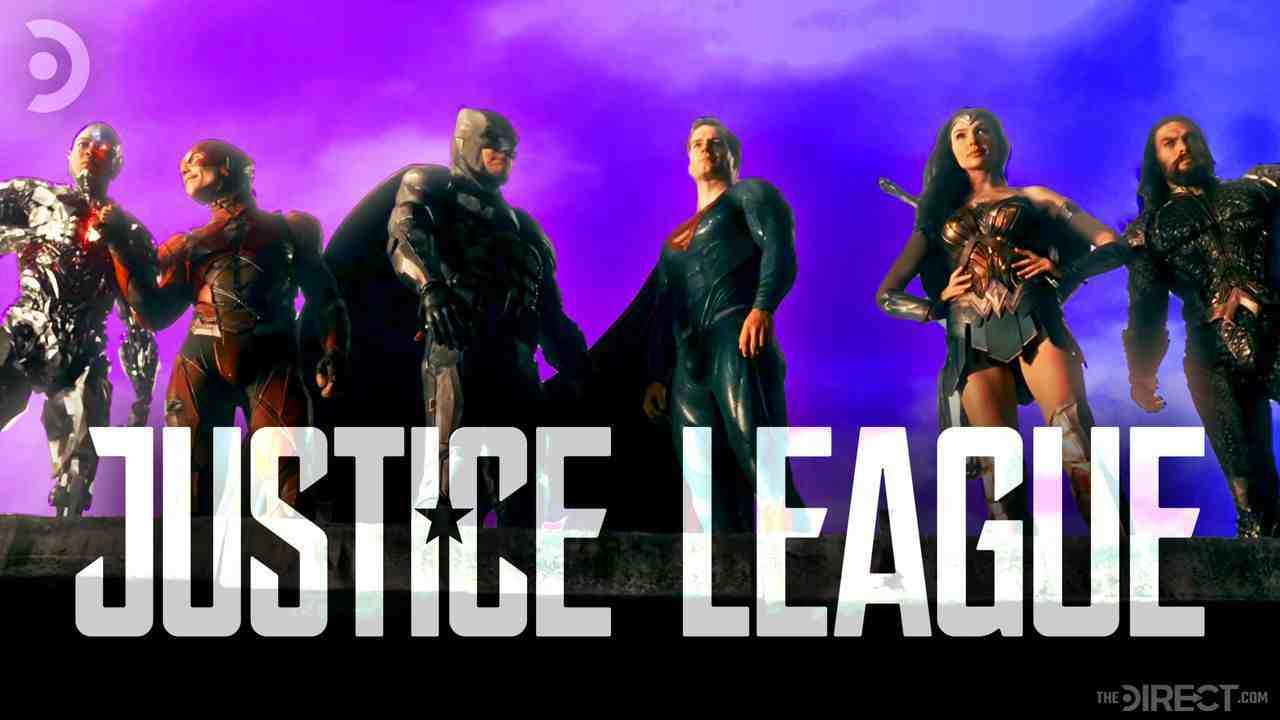 Justice League Snyder Cut logo