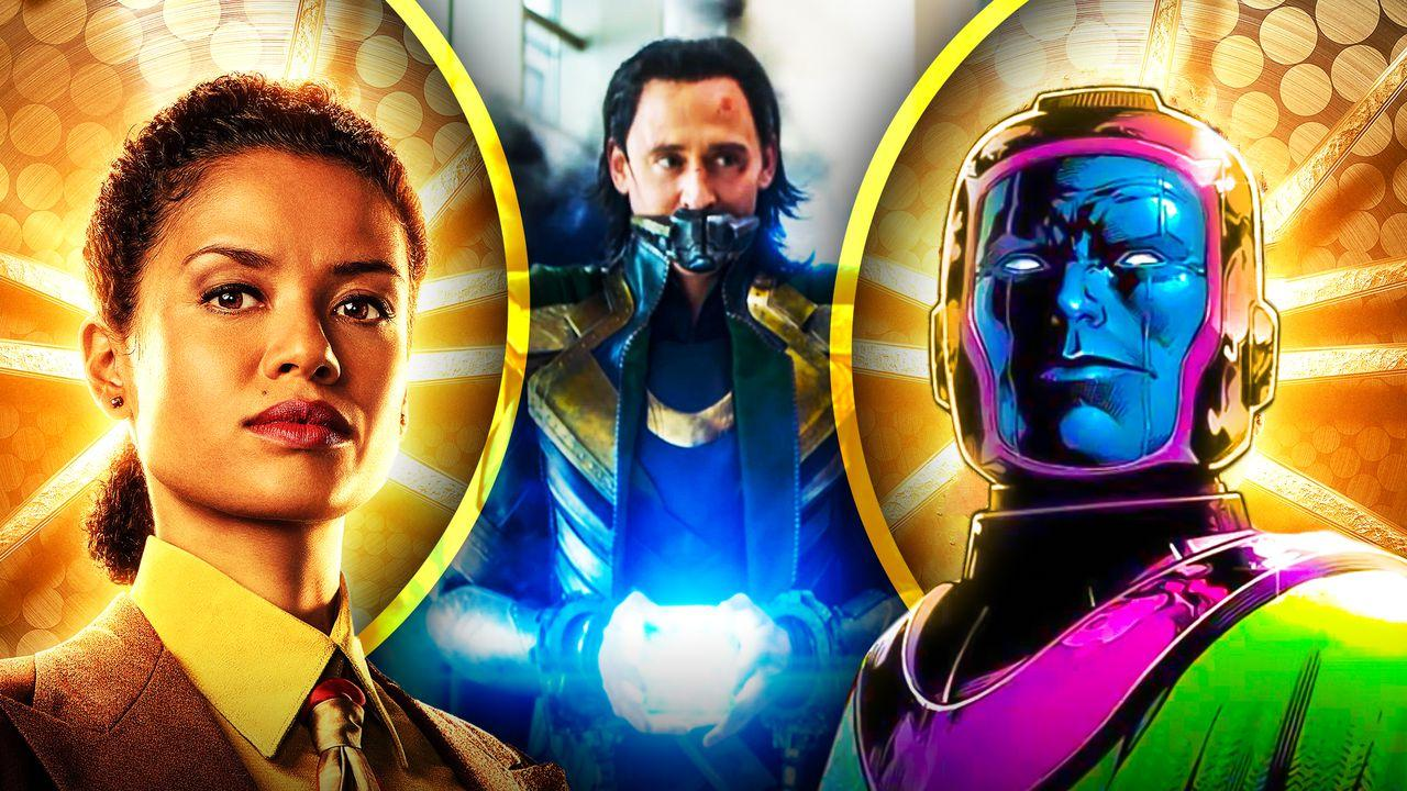 Loki Kang the Conqueror Marvel